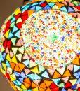 LHM15-MC-B_T-oosterse hanglamp mozaiek, orientals