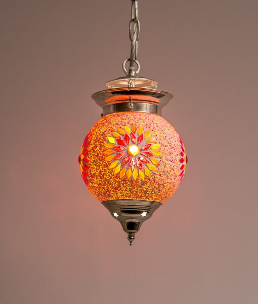 LHM15-R-O-TD-B-oosterse hanglamp mozaiek, orientals (3)