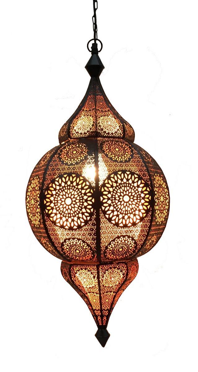 indiase hanglamp koper groot gomsa webshop