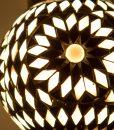 LHM15-B_W-TD-oosterse hanglamp mozaiek, orientals (2)