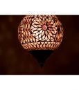 LHM15-PURPLE-TD-oosterse hanglamp mozaiek, orientals (2)