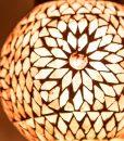 LHM15-PURPLE-TD-oosterse hanglamp mozaiek, orientals (3)