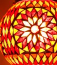 LHM15-R-O-TD-oosterse hanglamp mozaiek, orientals (2)