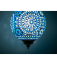 oosterse hanglamp 25 – blue td(2)