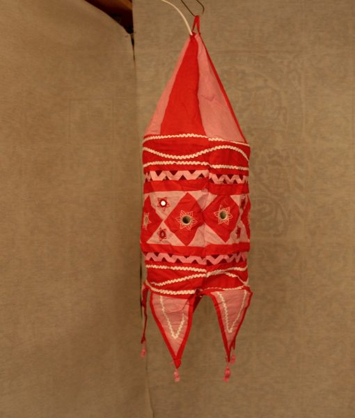 Verbazingwekkend Indiase Hanglamp Stof R/R - Gomsa Webshop QV-07
